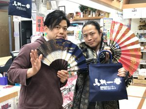 熊本おもてなし武将隊写真